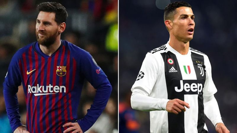Messi hace fuerte confesión sobre su rivalidad de años con Cristiano Ronaldo