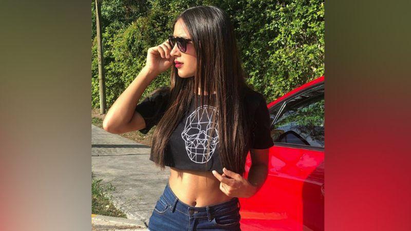 Gloria Murillo de 'Exatlón' enamora a sus seguidores con short cachetero