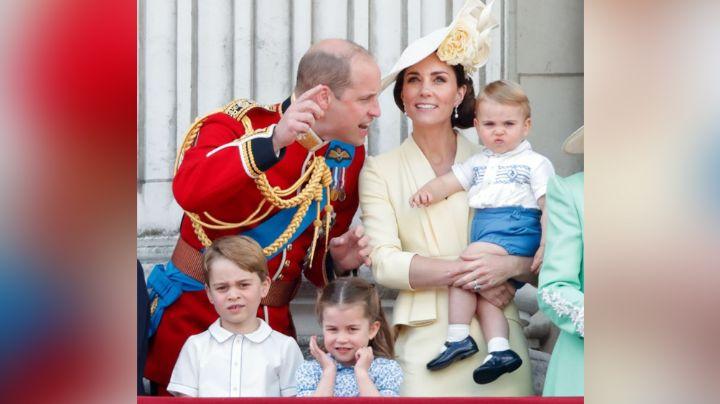 Los hijos del príncipe William y Kate Middleton reciben trato especial por la crisis sanitaria