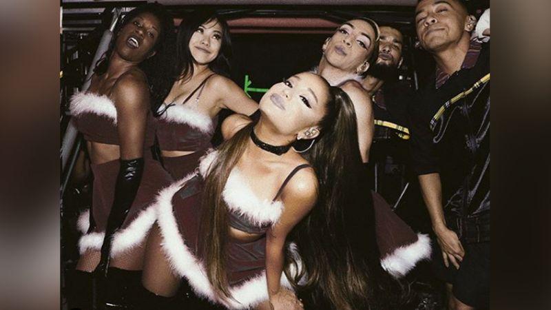"""""""Belleza sin igual"""": Ariana Grande recibe una 'ola' de halagos por su 'outfit'"""