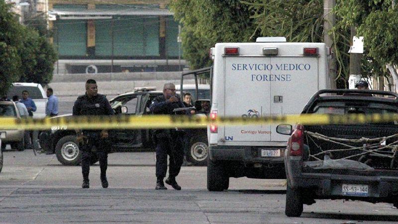 Ola de violencia azota a Guanajuato con más de 210 homicidios en apenas 15 días