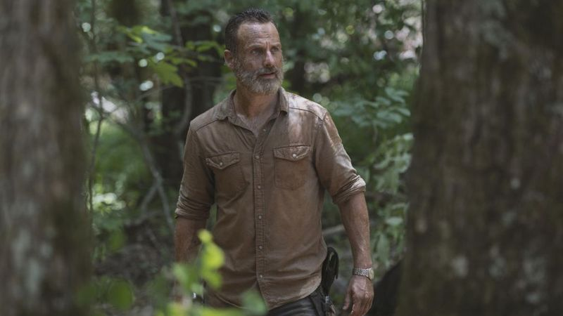 El regreso de 'Rick' podría estar cerca: Actor de 'TWD' es visto en campo de tiro