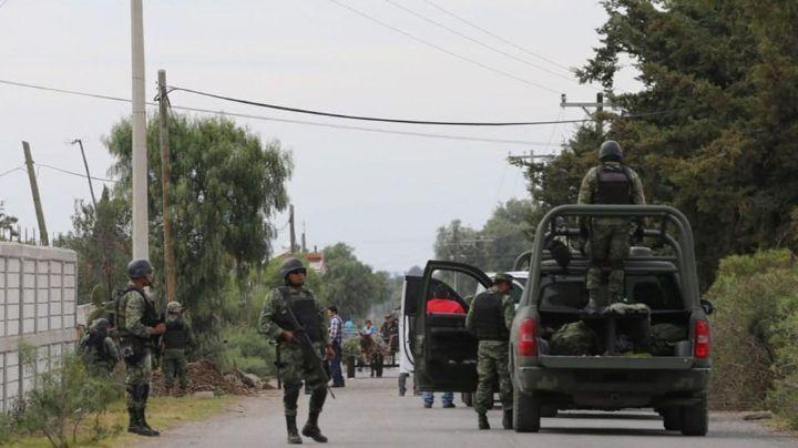 Terrible: Localizan cuerpos calcinados dentro de una camioneta en la frontera de Tamaulipas