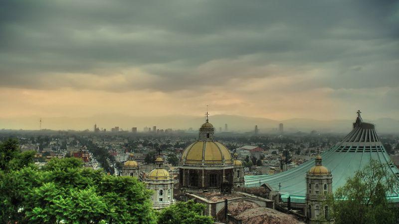 Este es el pronóstico del clima para la Ciudad de México este 17de enero