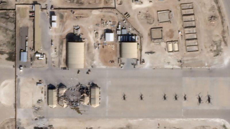 EU revela que 11 de sus soldados fueron heridos en ataque a base iraquí