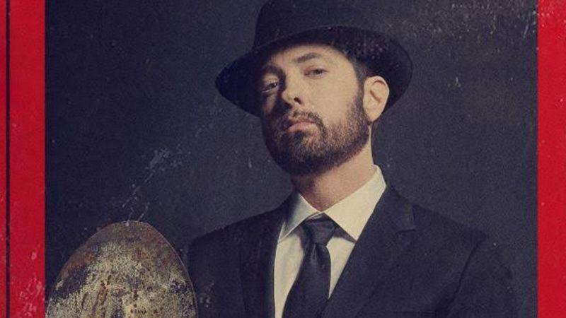 Eminem podría haber cometido plagiado en canción de nuevo álbum