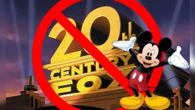 Disney cambiaría los nombres de los estudios Fox luego de su adquisición