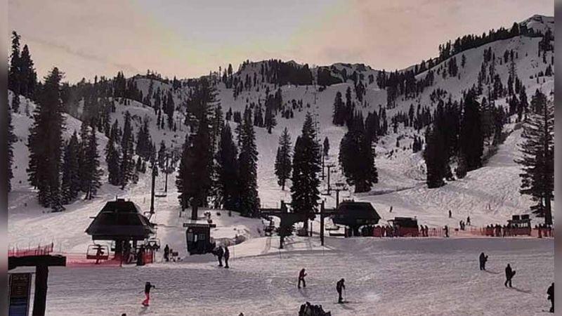 Alerta en California: Avalancha cerca del Lago Tahoe deja 1 muerto y 1 herido