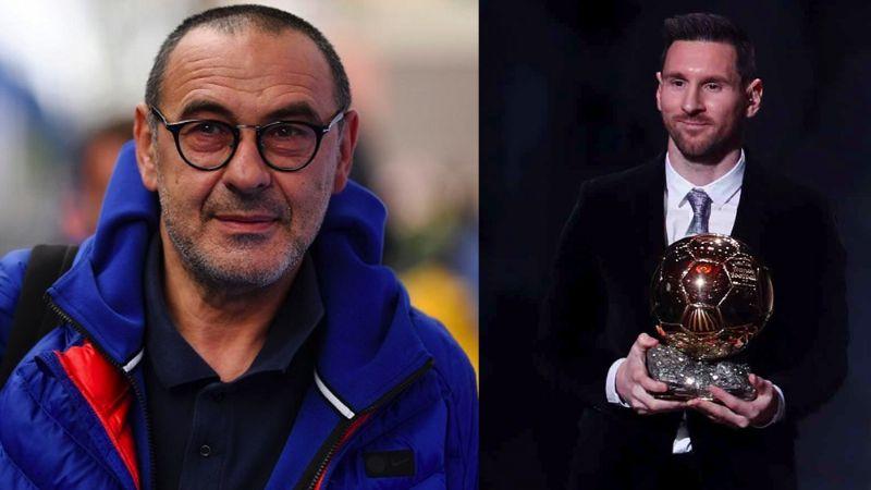 DT de la Juve arremete contra Messi por tener más Balones de Oro que CR7