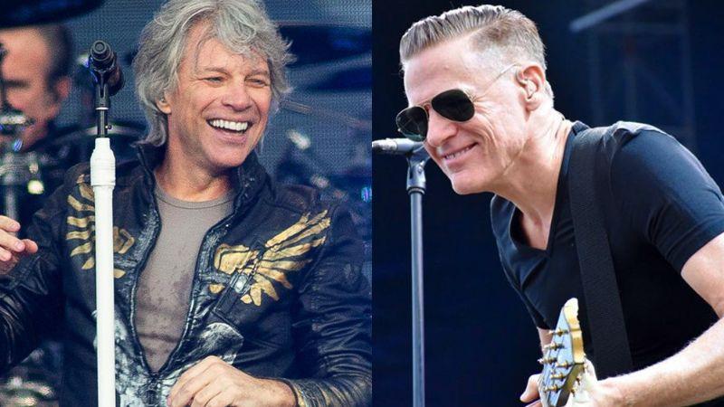Bon Jovi hará gira junto a Bryan Adams para promocionar su nuevo disco