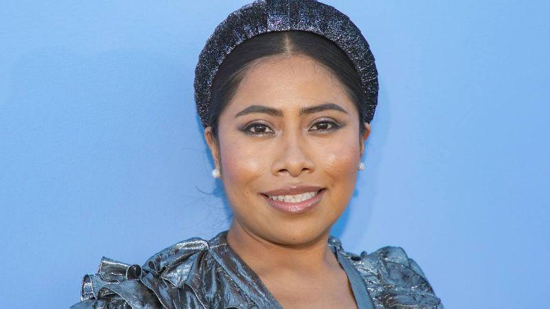 Yalitza Aparicio se apunta otro éxito; la estrella de 'Roma' va a Harvard