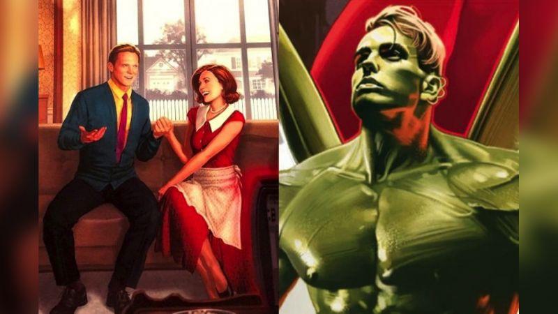 Este personaje debutaría en el Universo de Marvel con la serie 'WandaVision'