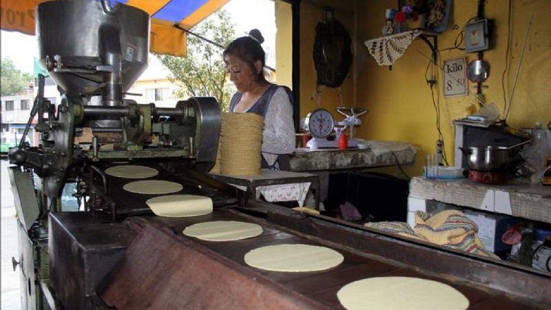 Canacope estima que subirá precio de la tortilla en 25 pesos en kilo