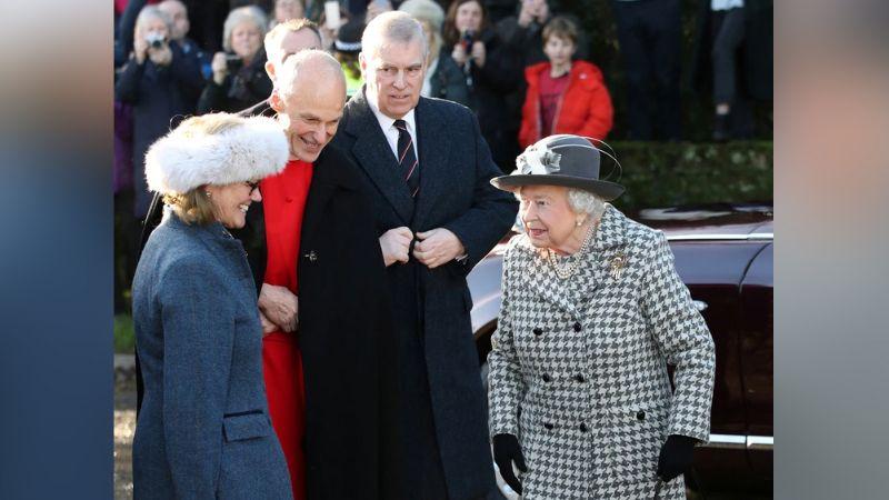 ¿Ya ha sido perdonado? Reina Isabel II reaparece tras Megxit con Andrés