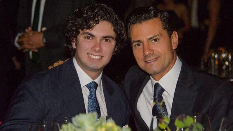 ¡Qué gran madrastra! Tania Ruiz posa en Instagram al lado de hijo Peña Nieto