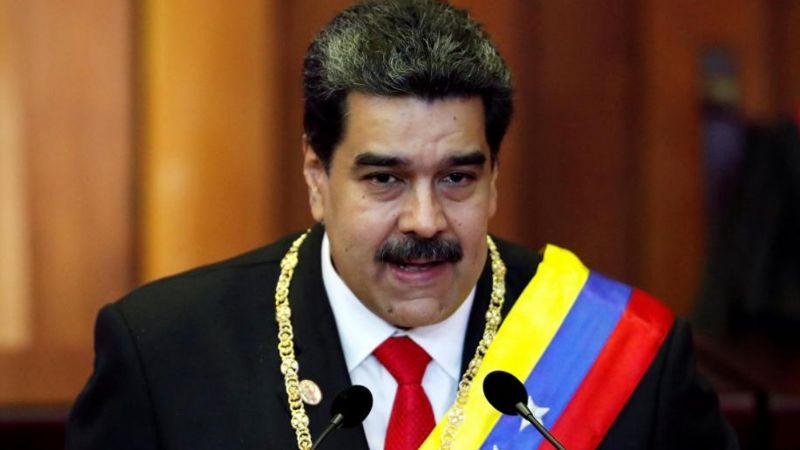 """""""Yo soy un hombre de diálogo"""": Nicolás Maduro está dispuesto a hablar con EU"""