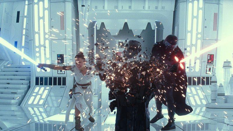 'Star Wars: Episodio IX' recauda más de 800 millones de dólares a nivel mundial