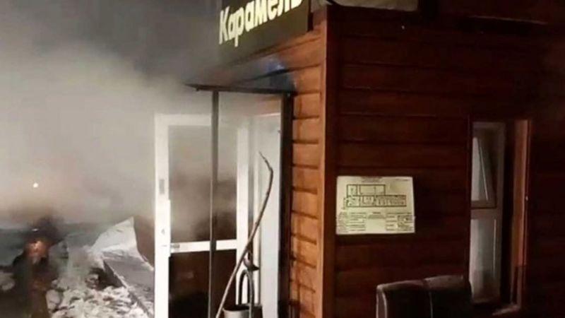 Estalla tubería en hotel de Rusia; al menos 5 muertos incluido un niño