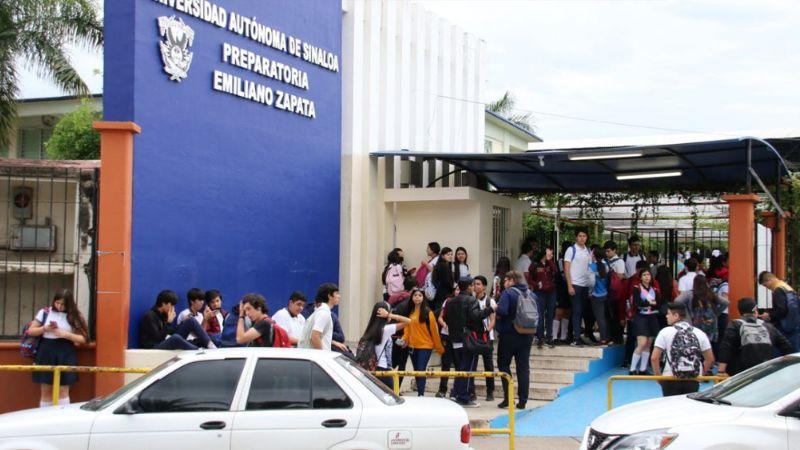 Alerta en Culiacán: Alumno amenaza con desatar balacera en preparatoria