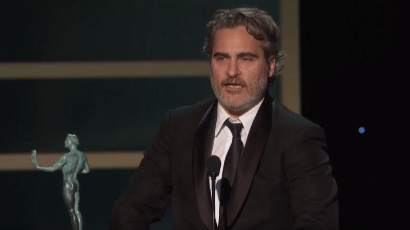 """Joaquin Phoenix sobre Heath Ledger en los SAG Awards: """"Es mi actor favorito"""""""