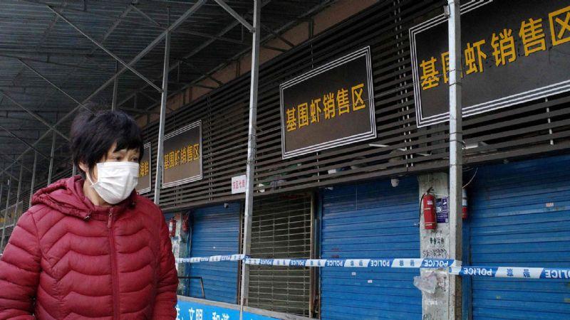 Corea del Sur, en alerta por caso de coronavirus de China en una mujer