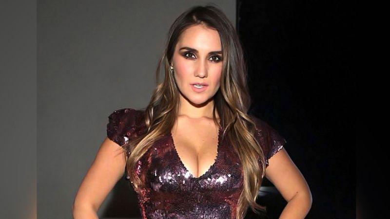 Dulce María regresaría a la televisión al protagonizar narcoserie en Telemundo
