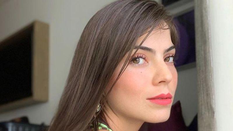 Esmeralda Ugalde, hermana de Ana Bárbara, sorprende con ajustado short