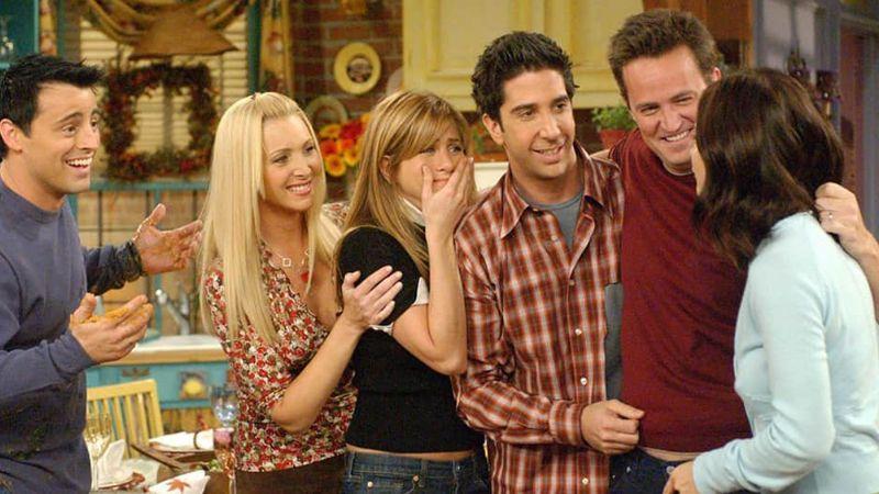 Personajes de 'Friends' representarían a uno de los 7 pecados capitales