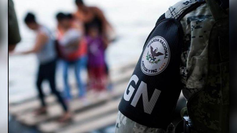 """""""Se respetaron los derechos humanos de los migrantes"""": AMLO defiende a la GN"""