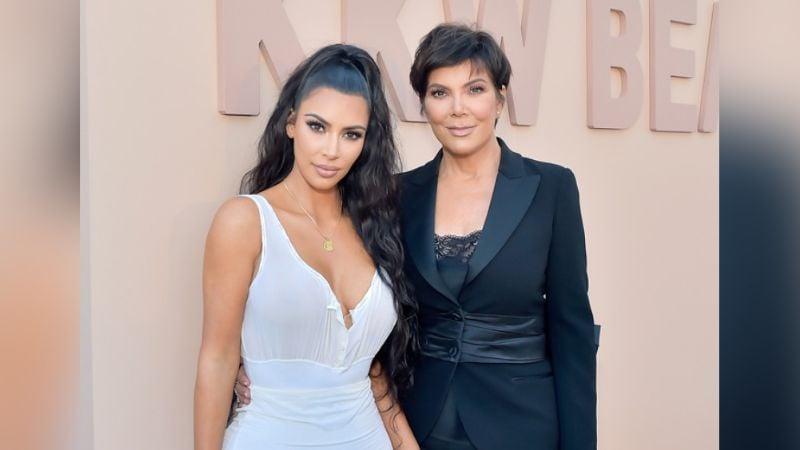 Reviven video en el que Kim Kardashian hizo que Kris Jenner se desnudara