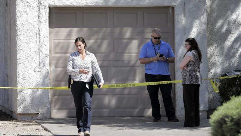 Conmoción en Phoenix: Madre admite asesinato de sus tres hijos