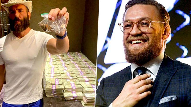 'Rey de Instagram' pierde un millón de dólares al apostar contra McGregor