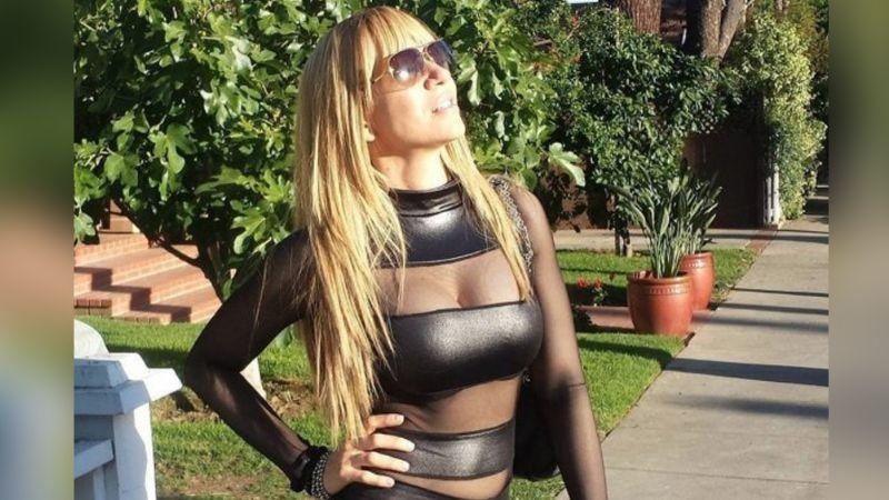"""""""¿Quieres más?"""": Noelia 'prende' al mostrar su retaguardia con sexy tanga"""
