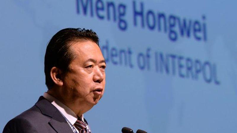 Justicia china condena al exdirector de Interpol a 13 años de cárcel