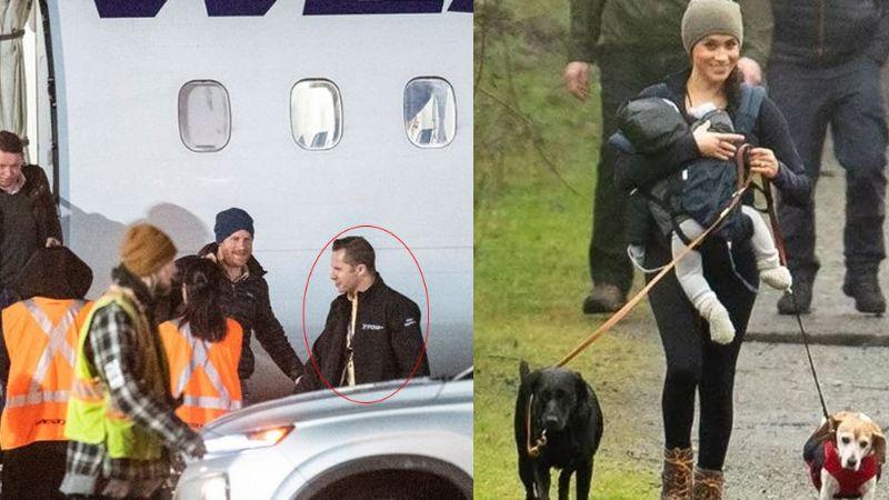 ¿Reina Isabel II aún paga seguridad de Meghan y Harry en Canadá?
