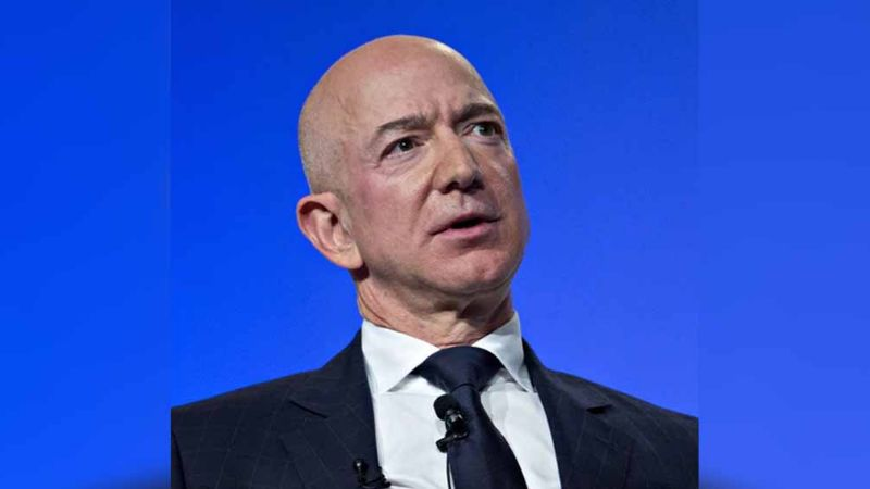 Celular del director de Amazon habría sido hackeado por príncipe saudí