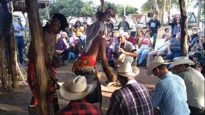 Organizan otro baile en la Comunidad Yaqui, autoridades en contra