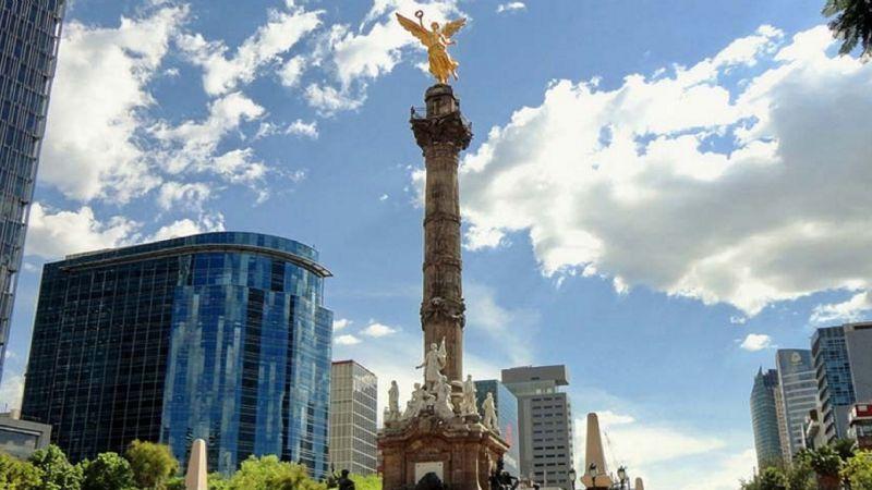 Este es el pronóstico del clima para la Ciudad de México este 22de enero