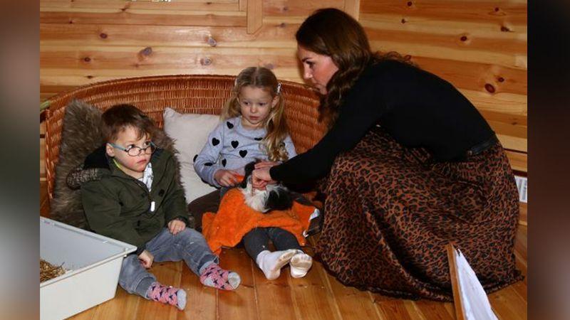 """Kate reveló sentirse """"aislada"""" de la realeza al ser madre durante evento real"""