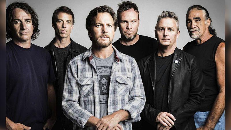 Pearl Jam estrena el sencillo 'Dance of Clairvoyants' de su nuevo álbum