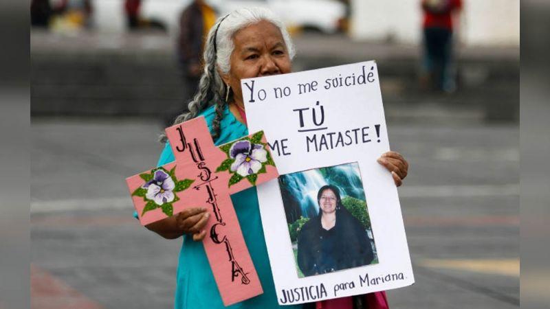OCNF denuncia intento de homicidio contra hija de activista Irinea Buendía