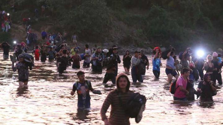 Casa Blanca: México, Guatemala y Honduras acuerdan reducir el flujo migratorio a EU