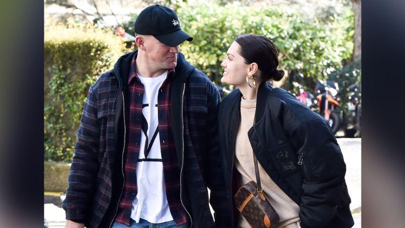 Tras un mes separados, Channing Tatum y Jessie J habrían regresado