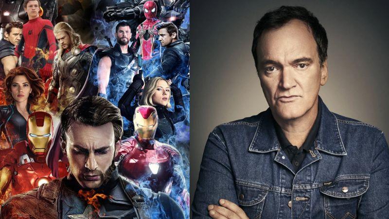 """Tarantino se une a críticas de Marvel: """"Hay que luchar contra 'Avengers'"""""""