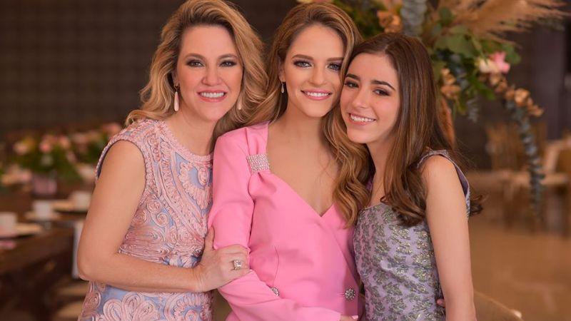 Estefanía Gutiérrez Esquer tiene importante y bello bridal shower