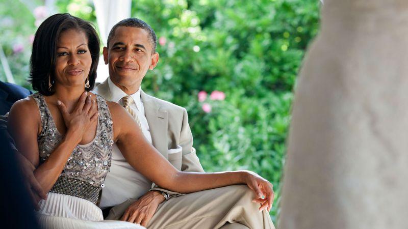 Barack Obama celebra cumpleaños de Michelle en pueblo mágico de BC