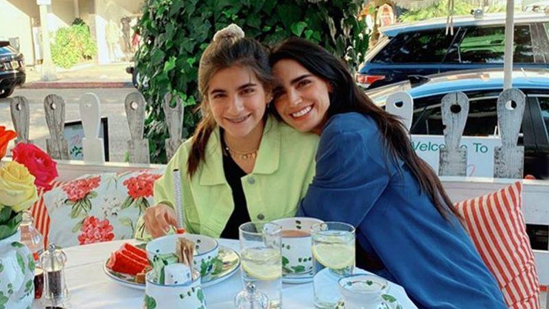 Madre ejemplar: Bárbara de Regil y su hija muestran resultados del gimnasio