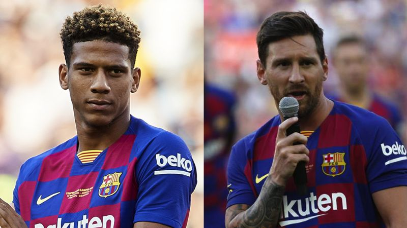 Todibo hace gran revelación sobre Messi y los entrenamientos en el Barça