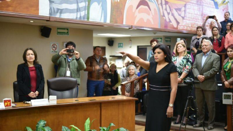 Ana Cecilia Grijalva Moreno es la nueva consejera del IEEyPC
