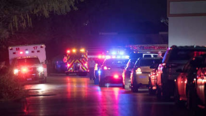 VIDEO: Peligrosa explosión en Houston, captada por cámara de una casa